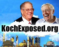 Koch Exposed Ad